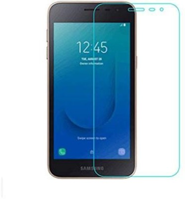 Colorcase Tempered Glass Guard for Samsung Galaxy J2 Core(Pack of 1)