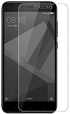 NKCASE Tempered Glass Guard for Mi Redmi 4(Pack of 1)