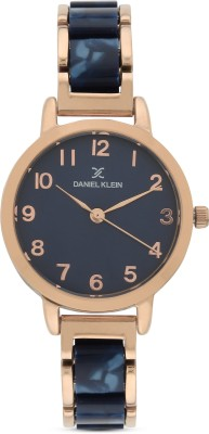 Daniel Klein DK11678-3 Analog Watch - For Women