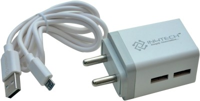 IN4TECH 2.5 amp Fast Charger Mobile Charger