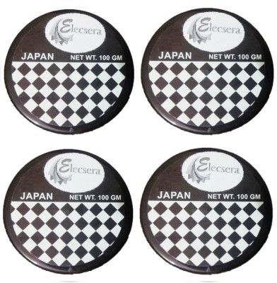 Elecsera Japan Hair Wax set of 4 pack Style Hair for a Long Day (100 gm/piece) Hair Wax(400 g)
