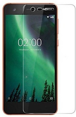 Owlam Tempered Glass Guard for Nokia 2