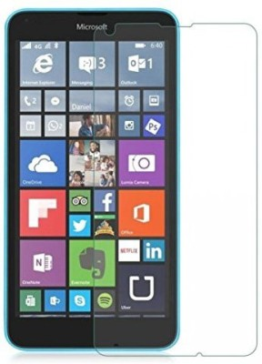 SVENMAR Tempered Glass Guard for Microsoft Lumia 640 XL(Pack of 1)