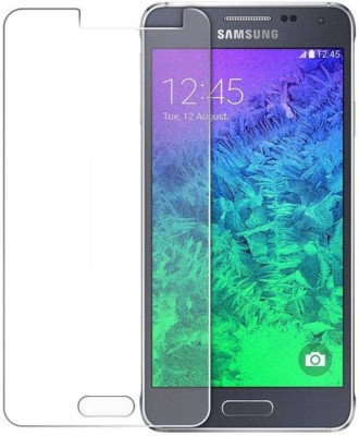 Owlam Tempered Glass Guard for Samsung Z1(Pack of 1)