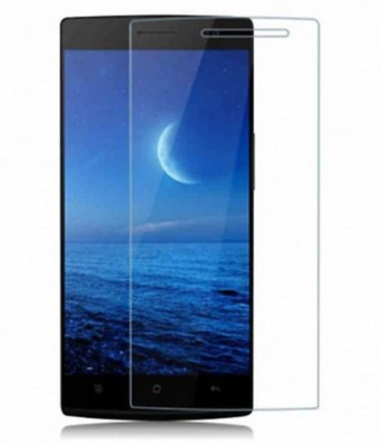 EASYBIZZ Tempered Glass Guard for Oppo Joy Plus(Pack of 1)