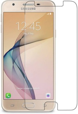 CHVTS Tempered Glass Guard for Samsung Galaxy J5 Prime(Pack of 1)