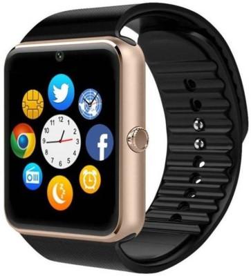 Stark GT_08 Notifier Health Smartwatch(Black Strap Regular) at flipkart