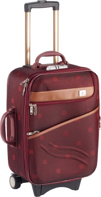 Trekker Spacious Expandable Cabin Luggage   20 inch