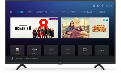 Mi LED Smart TV 4A Pro 108 cm (43)  with Android