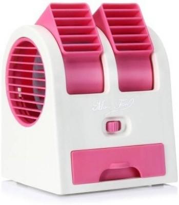 Sai Enterprises Rechargeable Portable Mini Air Conditioning Fragrance USB Fan Rechargeable Portable Mini Air Conditioning Fragrance USB Fan USB Fan Pi