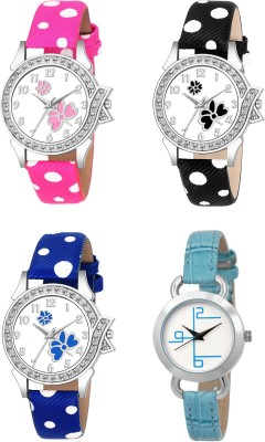 Youth Club YLW-49 New Neon Ultimate Collection Watch  - For Women