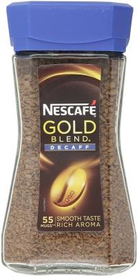 Nestle Nescafe Gold Blend Decaf Roast & Ground Coffee(100 g)