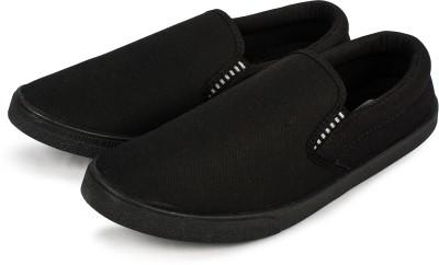 PU-PRIME Loafers For Men(Black)