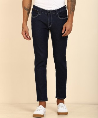Lee Slim Men Dark Blue Jeans at flipkart