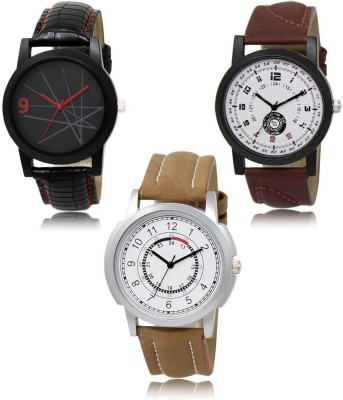 T TOPLINE New Design Dial and Fast Selling Watch-JY-4004 New Selling Combo Analog Watch  - For Men