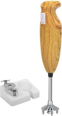 Jaipan Hand Blender 200 W Hand Blender(Wooden)