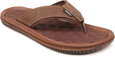 Bata Men Brown Flats