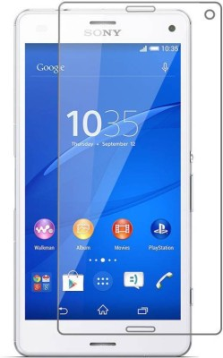 S-Softline Tempered Glass Guard for Sony xperia Z3 Mini(Pack of 1)