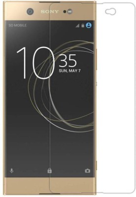 SRT Tempered Glass Guard for Sony Xperia Xa1 Ultra Dual(Pack of 1)