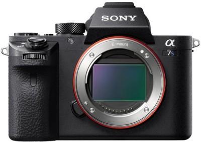 Sony Alpha 7S II Mirrorless Camera Body Only(Black)