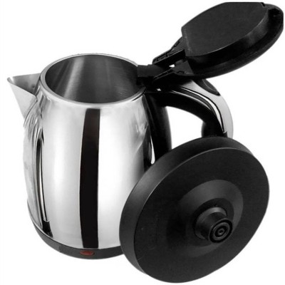 Emmquor IKIITZ_562 1.8LTR Electric Kettle(1.8 L, Silver, Black)