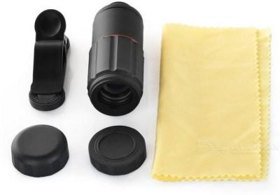 Mfever Universal 8X Zoom Telescope Camera + Adjustable Holder Mobile Phone Lens(Telephoto)