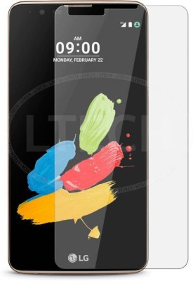 S-Line Tempered Glass Guard for LG Stylus 2(Pack of 2)