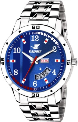 Espoir ES0201 DAY AND DATE FUNCTIONING high Quality Analog Watch  - For Boys