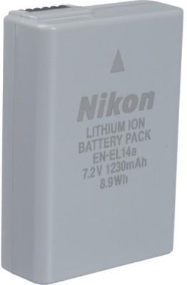 Nikon EN EL14a Battery