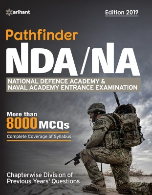 NDA Examination prepration books
