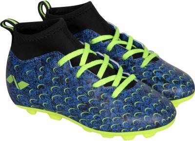 NIVIA Boys Lace Football Shoes Blue NIVIA Sports Shoes
