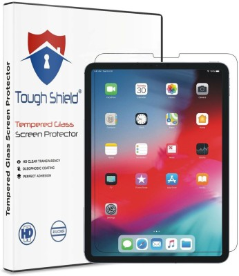 TOUGH SHIELD Tempered Glass Guard for Apple iPad Pro 11 (New 2018 Model)(Pack of 1)