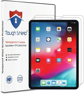 TOUGH SHIELD Tempered Glass Guard for Apple iPad 6th Gen 9.7 inch(Pack of 1)