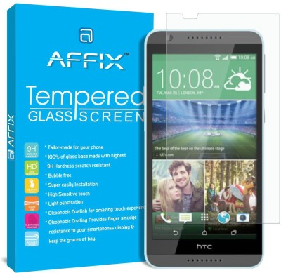 Affix Tempered Glass Guard for HTC Desire 820Q(Pack of 1)