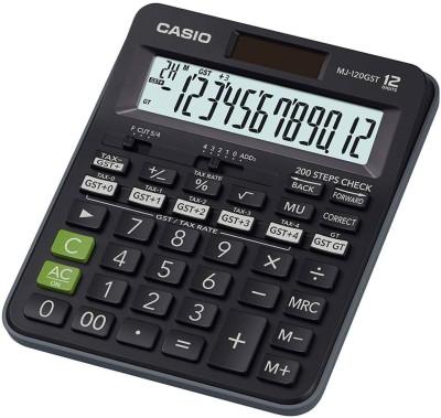 Casio MJ-120GST Desktop Basic Calculator(12 Digit)