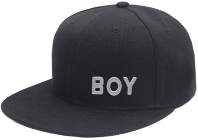 Friendskart Solid BOY HIP HOP Fashionable sports hat for your outdoor adventures Cap