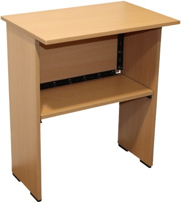 Spacecrafts Engineered Wood Computer Desk(Straight, Finish Color - Beige)