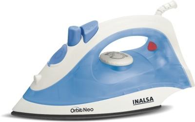 Inalsa Orbit Neo 1200 W Steam Iron (White, Blue)