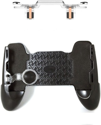 ROQ K10 Pubg Sensitive Shoot/aim Buttons L1 R1 Trigger With 3 in 1 Mobile Grip Handle Extended Gamepad  Joystick(Silver, For Mac OS) at flipkart