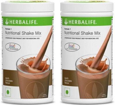 Herbalife Formula 1-Nutritional Shake Mix - combo2 Protein Bars(1000 g, Chocolate)