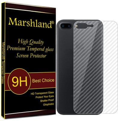 BHRCHR Back Screen Guard for APPLE i phone 7Plus/8Plus(Pack of 1)