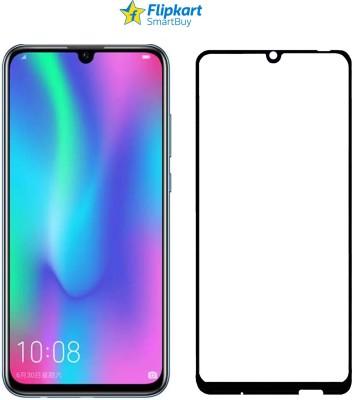 Flipkart SmartBuy Edge To Edge Tempered Glass for Honor 10 Lite, Honor 10i, Honor 20i, Huawei P Smart Plus(Pack of 1)