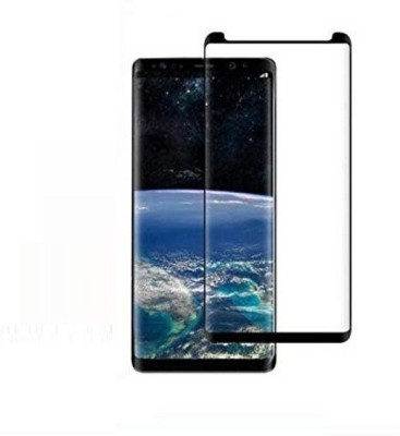 Case Creation Edge To Edge Tempered Glass for Samsung Galaxy Note 8 SM-N950F(Pack of 1)