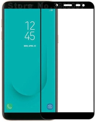 GBKS Tempered Glass Guard for Samsung Galaxy J6(Pack of 1)