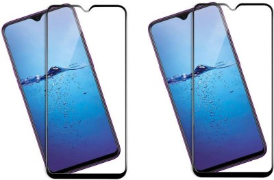 Krkis Edge To Edge Tempered Glass for Honor 10 Lite, Honor 10i, Honor 20i, Huawei P Smart Plus(Pack of 1)