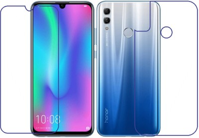 Treecase Front and Back Screen Guard for Honor10lite(Pack of 1)