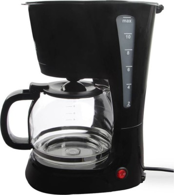 GESTIONE SVA2402 1 Cups Coffee Maker(Silver)