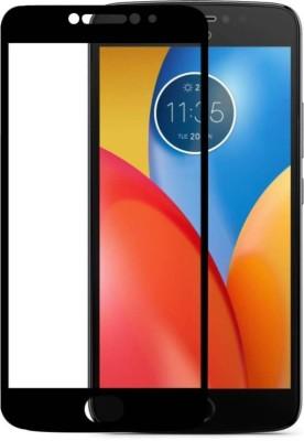 S-Gripline Edge To Edge Tempered Glass for Motorola Moto E4 Plus(Pack of 1)