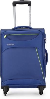 American Tourister AMT Z STRIKE SP68CM ROYAL BLUE Expandable Check in Luggage   27 inch