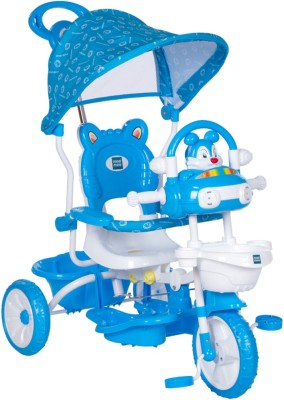 MeeMee Premium Baby Tricycle with Adjustable Seat (Blue) 8904146727307 Tricycle(Blue)